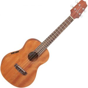 Takamine EGU-T1 Electro Acoustic Tenor Ukulele Natural at Gear 4 Music Image