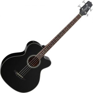 Takamine GB30CE Electro Acoustic Bass Black at Gear 4 Music Image
