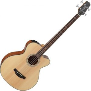 Takamine GB30CE Electro Acoustic Bass Natural at Gear 4 Music Image
