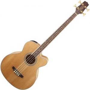 Takamine GB72CE Electro Acoustic Bass Natural at Gear 4 Music Image