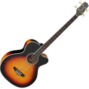 Takamine GB72CE Electro Acoustic Bass Sunburst at Gear 4 Music Image