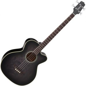 Takamine PB5 Electro Acoustic Bass Satin Black at Gear 4 Music Image