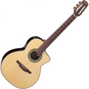 Takamine TC135SC Electro Classical Guitar Natural at Gear 4 Music Image