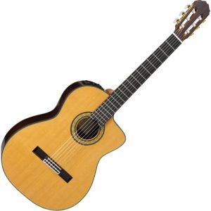 Takamine TH5C Electro Acoustic Classical Guitar Natural at Gear 4 Music Image