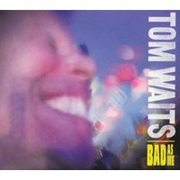 Tom Waits Bad As Me Used CD at Music Magpie Image