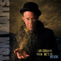 Tom Waits Glitter and Doom Live Used CD at Music Magpie Image