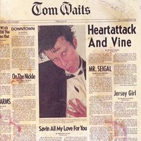 Tom Waits Heartattack and Vine Used CD at Music Magpie Image