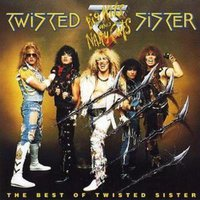 Twisted Sister Big Hits and Nasty Cuts Used CD at Music Magpie Image