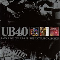 Ub40 Labour of Love Volume I/ii/iii Used CD at Music Magpie Image