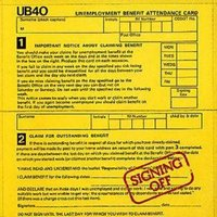 Ub40 Signing off Used CD at Music Magpie Image