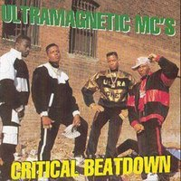 Ultramagnetic Mc's Critical Beatdown Used CD at Music Magpie Image