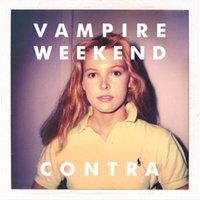 Vampire Weekend Contra Used CD at Music Magpie Image