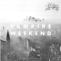 Vampire Weekend Modern Vampires of the City Used CD at Music Magpie Image