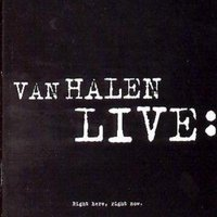 Van Halen Van Halen Live Right Here Right Now Used CD at Music Magpie Image