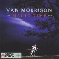Van Morrison Magic Time Used CD at Music Magpie Image