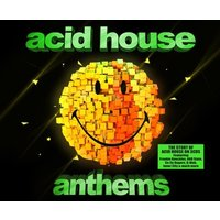 Various Artists Acid House Anthems Used CD Boxset at Music Magpie Image