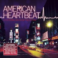 Various Artists American Heartbeat - a Pulsating 80s Rock Collection at Music Magpie Image