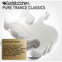 Various Artists Godskitchen Pure Trance Classics Used CD at Music Magpie Image