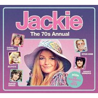 Various Artists Jackie the 70s Annual Used CD at Music Magpie Image