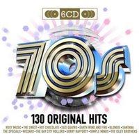 Various Artists Original Hits - 70s Used CD Boxset at Music Magpie Image