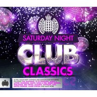 Various Artists Saturday Night Club Classics Used CD at Music Magpie Image