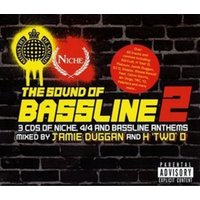 Various Artists the Sound of Bassline - Volume 2 Used CD at Music Magpie Image