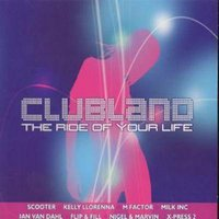 Various Clubland the Ride of Your Life Used CD at Music Magpie Image