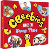 Various Performers Cbeebies Song Time Used CD at Music Magpie Image