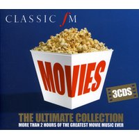 Various Performers Classic Fm Movies the Ultimate Collection Used CD at Music Magpie Image