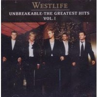 Westlife Unbreakable the Greatest Hits Vol 1 Used CD at Music Magpie Image