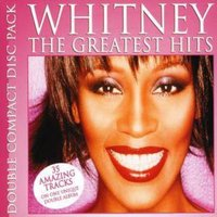 Whitney Houston the Greatest Hits Used CD at Music Magpie Image
