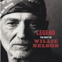 Willie Nelson Legend the Best of Used CD at Music Magpie Image