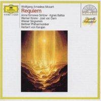 Wolfgang Amadeus Mozart Mozart Requiem Tomowa-Sintow / Baltsa / Krenn at Music Magpie Image