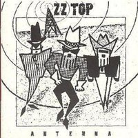Zz Top Antenna Used CD at Music Magpie Image