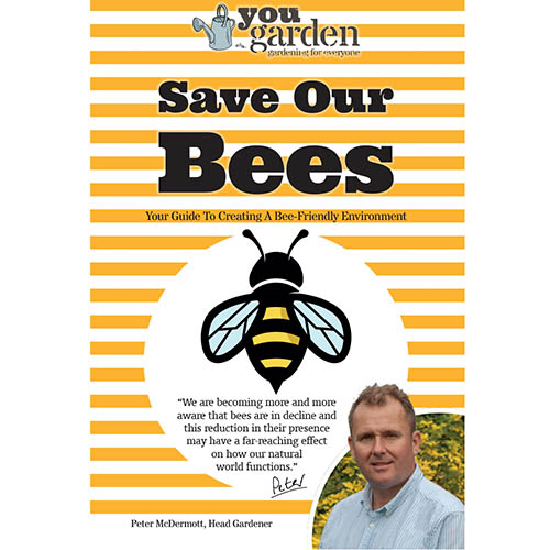 Save our Bees Book YouGarden