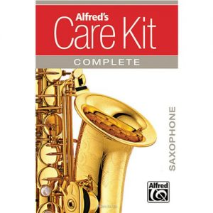 Alfreds Complete Alto Saxophone Care Kit at Gear 4 Music Image