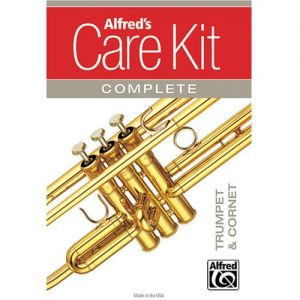 Alfreds Complete Silver Plated Trumpet/Cornet Care Kit at Gear 4 Music Image