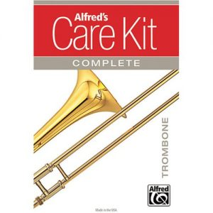 Alfreds Complete Trombone Care Kit at Gear 4 Music Image