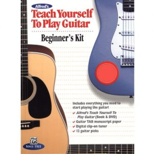 Alfreds Teach Yourself to Play Guitar Beginners Kit at Gear 4 Music Image