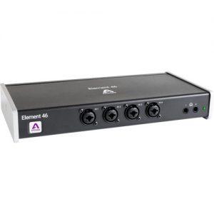 Apogee Element 46 Thunderbolt 12x14 Audio I/O Box at Gear 4 Music Image