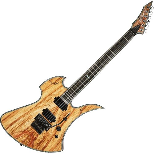 BC Rich Mockingbird Extreme Exotic FR Spalted Maple at Gear 4 Music Image