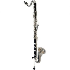 Buffet Prestige Bass Clarinet Greenline Low Eb at Gear 4 Music Image