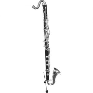 Buffet Prestige Bass Clarinet Low D to Low C Extension at Gear 4 Music Image