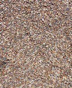Bulk Bag 10mm Pea Gravel