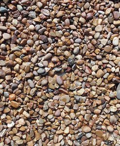 Bulk Bag 20mm Pea Gravel