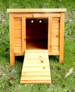 Charles Bentley Wooden Rabbit Guinea Pig Hedghog Tortoise Box  Hutch