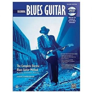 Complete Blues Guitar Method: Beginning Blues Guitar (Book & DVD) at Gear 4 Music Image
