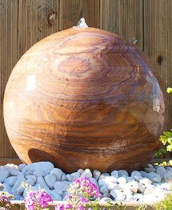 Eastern Drilled Sphere 40(90kg) with Kit