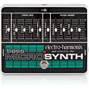 Electro Harmonix Bass Micro Synthesizer Analog Microsynth at Gear 4 Music Image