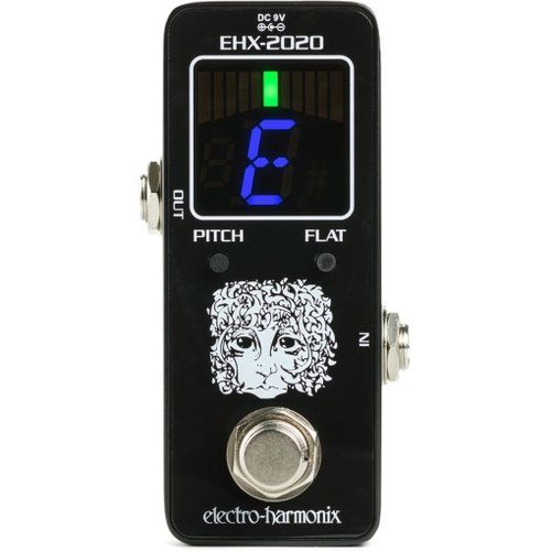 Electro Harmonix EHX-2020 Mini Tuner Pedal at Gear 4 Music Image